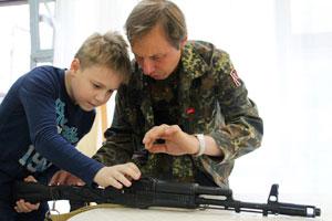 Военная техника: устройство стрелкового оружия