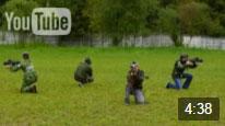 Детский Лагерь ФОРПОСТ за 20 минут