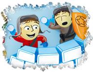 Фортификация: дети попробуют построить простейшие военные укрепления из снега