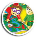 ТУРИСТЁНОК - оздоровительный летний лагерь в Подмосковье на летних каникулах, Отдых на каникулах для детей 7-10 лет